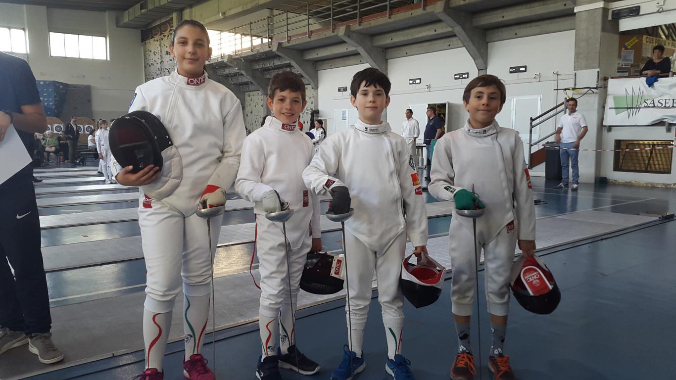 La squadra Maschietti/Bambine - Pronovara