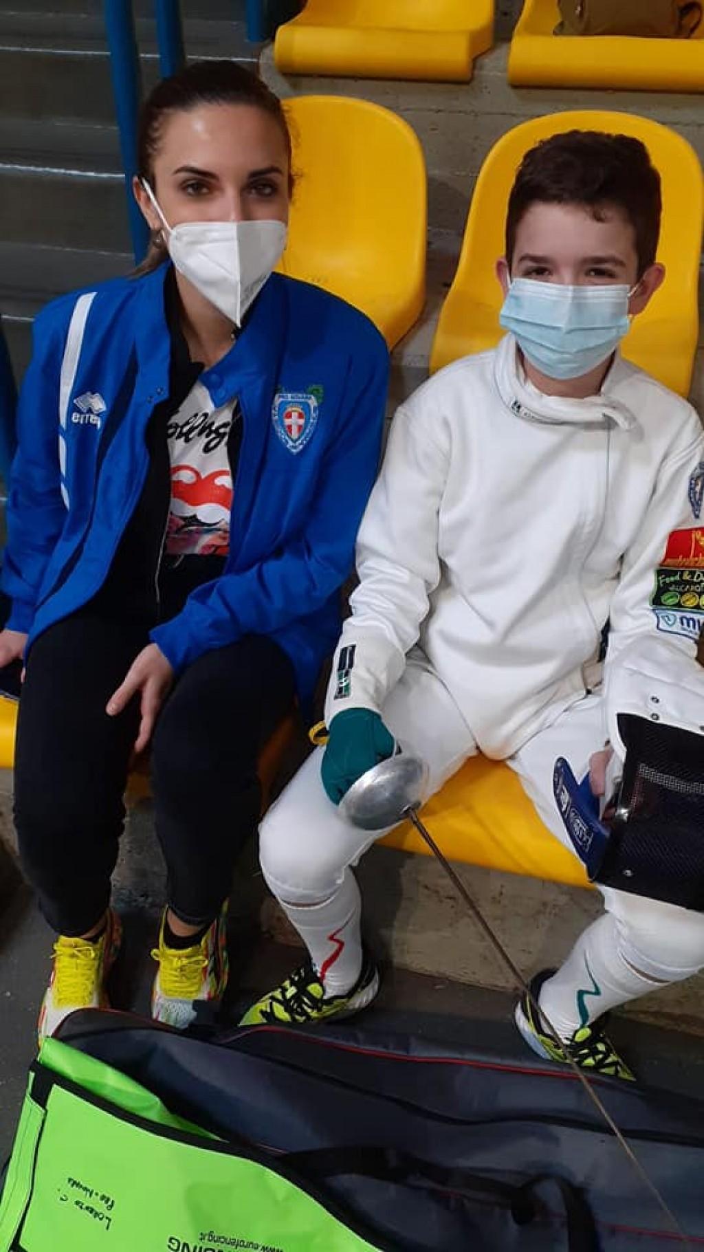 I nostri piccoli del Gran Premio Giovanissimi impegnati a Torino