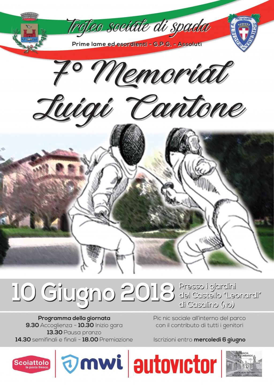 VII Trofeo sociale Cantone