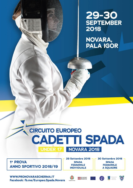 La scherma europea a Novara