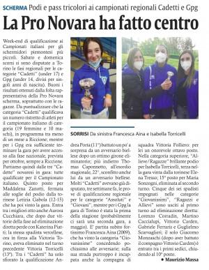 Corriere di Novara - 15-04-2021