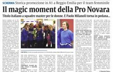 Corriere di Novara - 09/05/2019