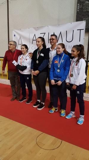 Campionato Regionale Cadetti-Giovani di fioretto, spada e sciabola
