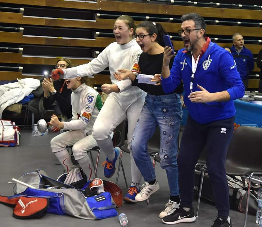 Campioni d'Italia Under 14 a Squadre  - Pronovara