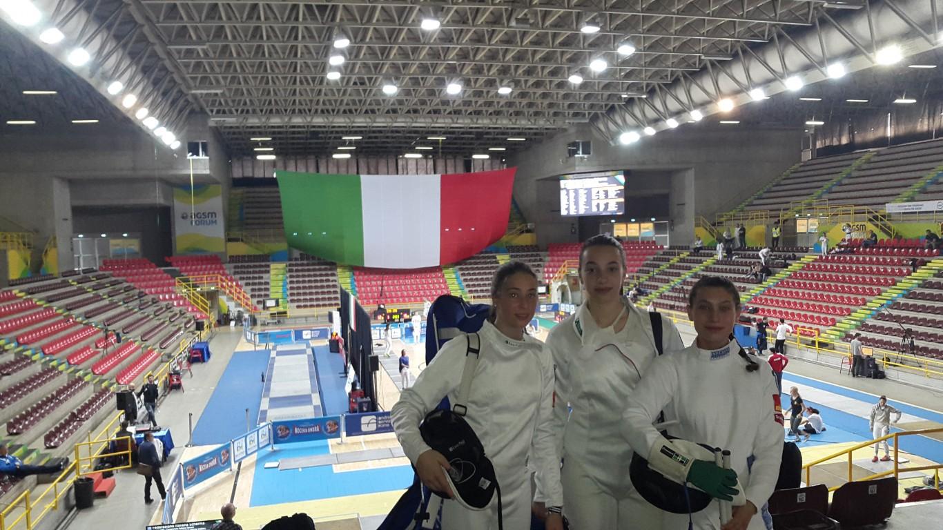 Verona, Campionato Italiano Cadetti e Giovani: atto finale