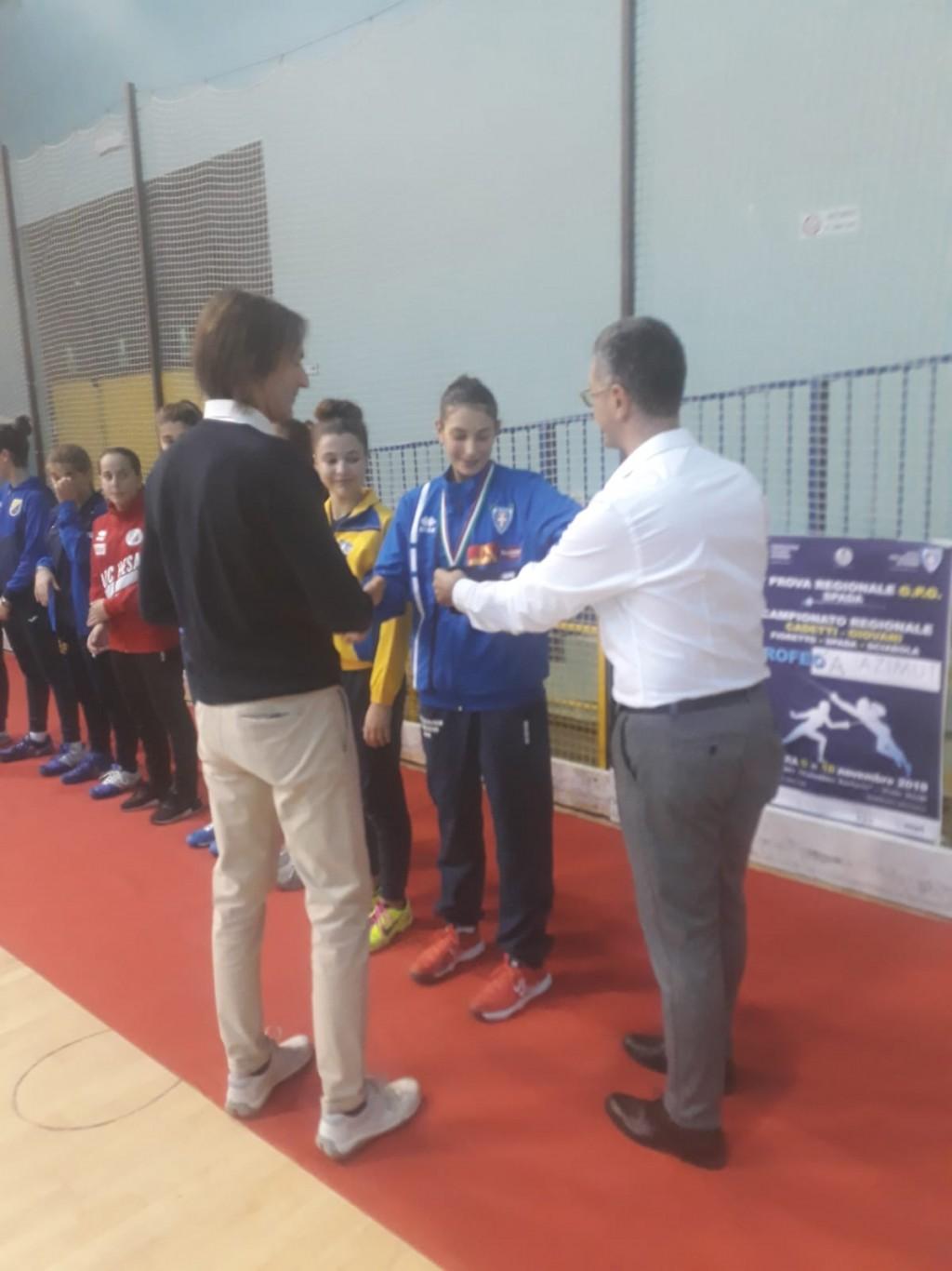 Campionato Regionale Cadetti-Giovani di fioretto, spada e sciabola - Pronovara