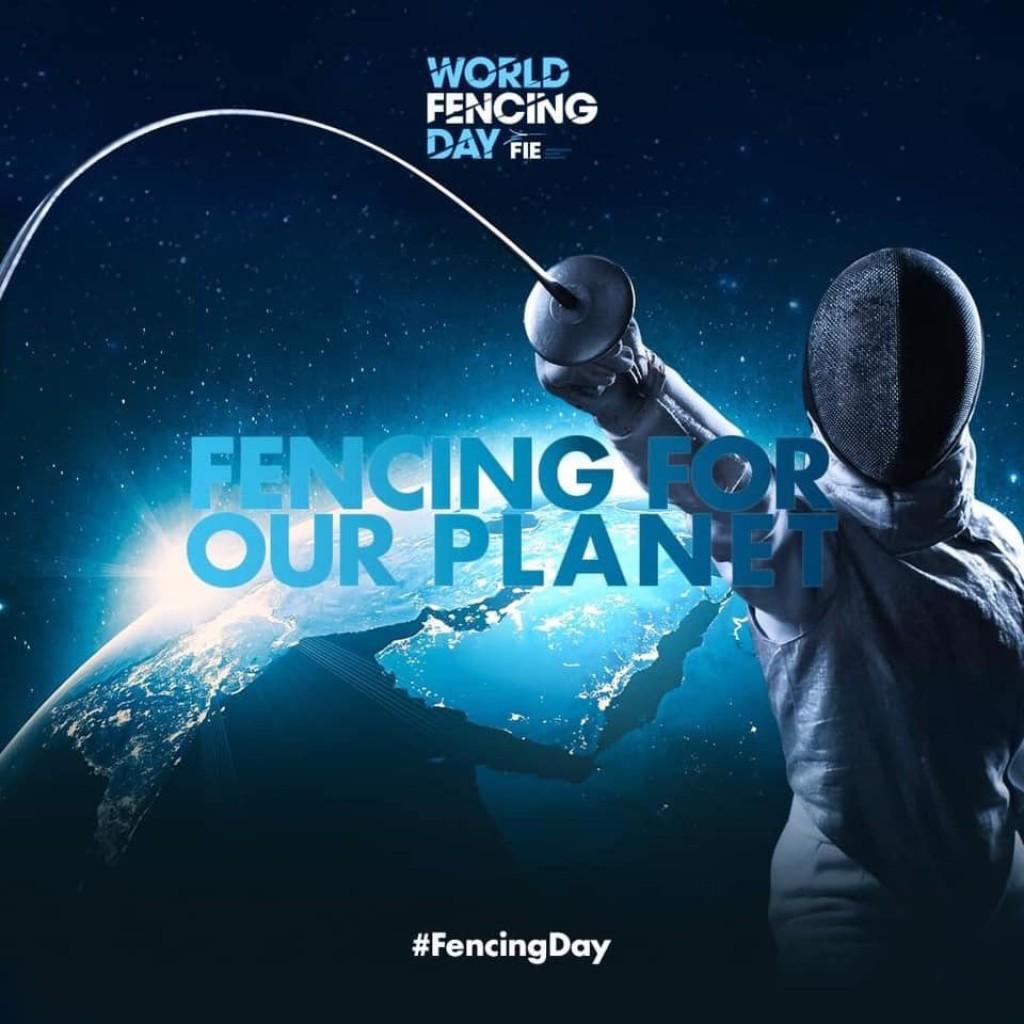 Torna il World Fencig Day, ecologia e ambiente il filo guida dell'edizione 2019