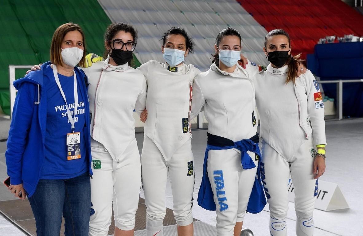 CAMPIONATI ITALIANI ASSOLUTI - Pronovara